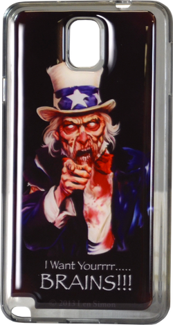 Dead Uncle Sam Zombie