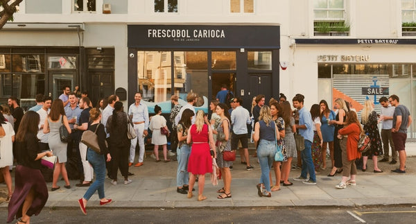 Adriana Degreas Joins Frescobol Carioca's Pop Up Store