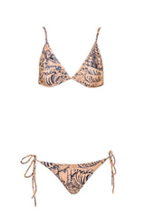 Tri-piece Thai Triangle Bikini