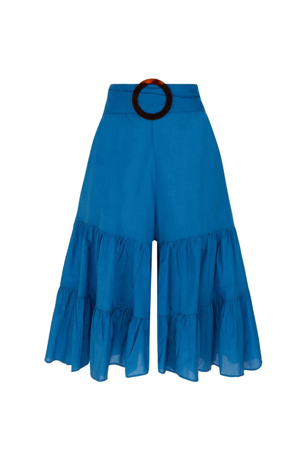 Palazzo pants are very modern and elegant