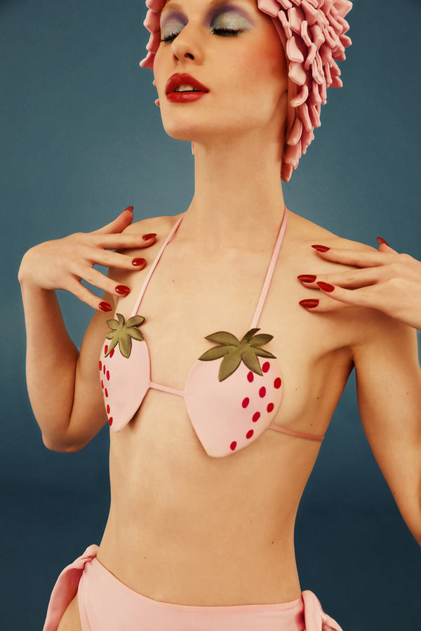The Strawberry bikini is already one of most iconic pieces of our summer 20 collection