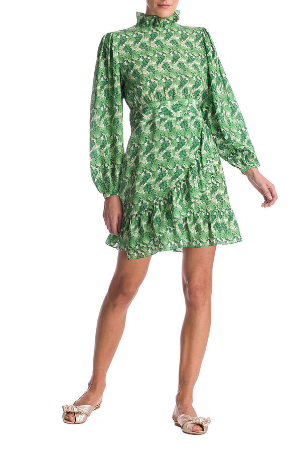 Green Dahlia Short Dress