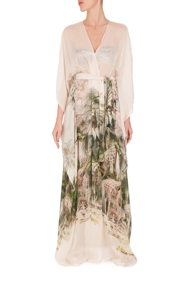 Safari Long Robe