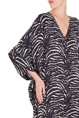 Zebra Oversized Jumpsuit