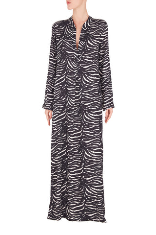 Zebra Long Tunic