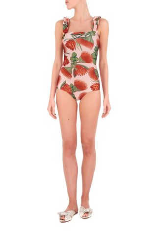 Fiore Swimsuit with Straps