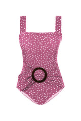 Mille Punti Swimsuit with Hoop