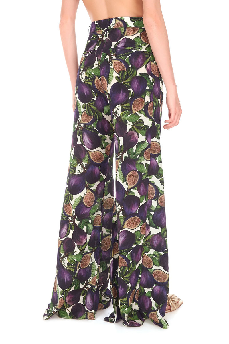 Fig Wide Leg Pants