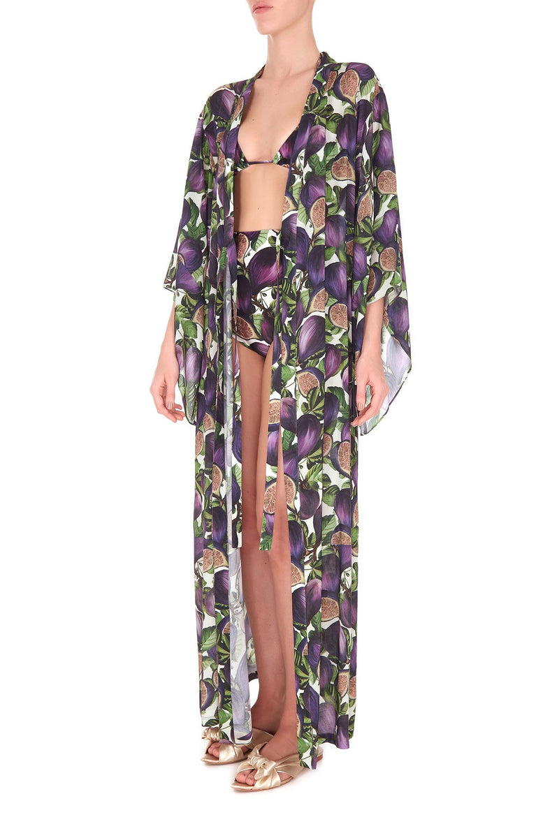 Fig long robe