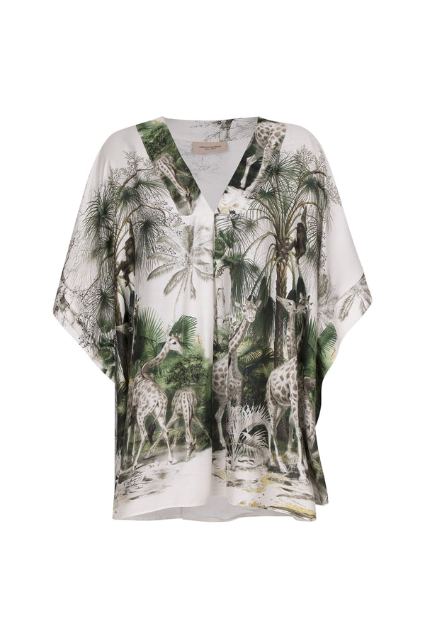 Safari Short Kaftan