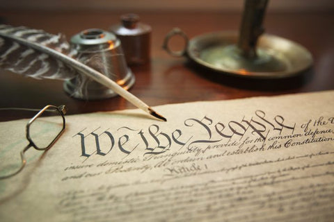 The man who wrote the constitution