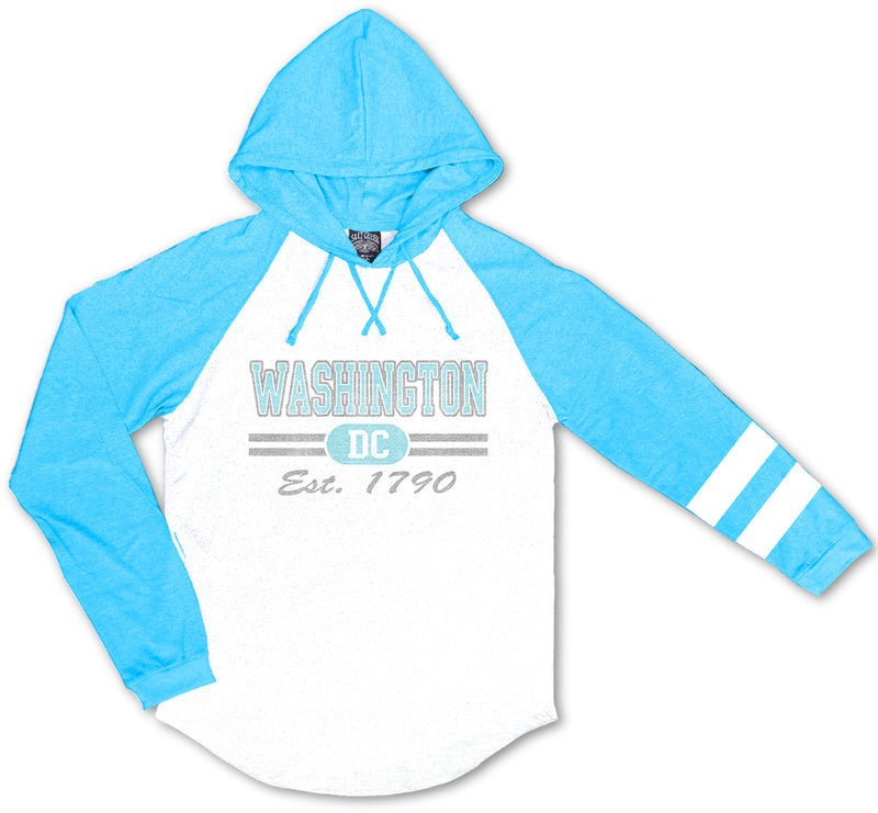 Washington DC 1790 Hoody