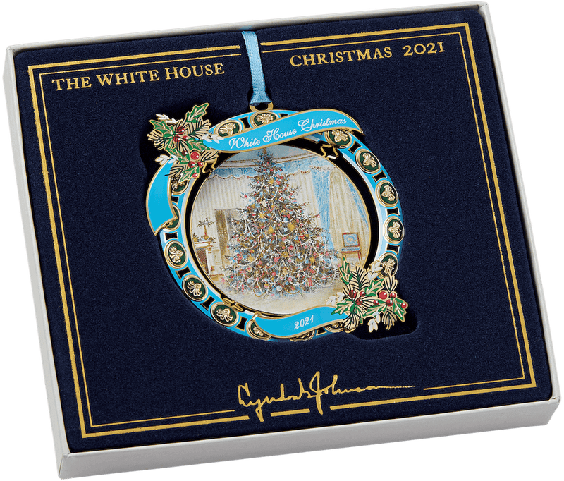2021 Official White House Ornament