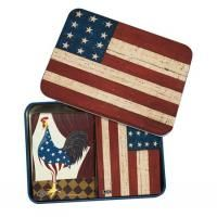 Grand Old Flag Tin Playing Cards