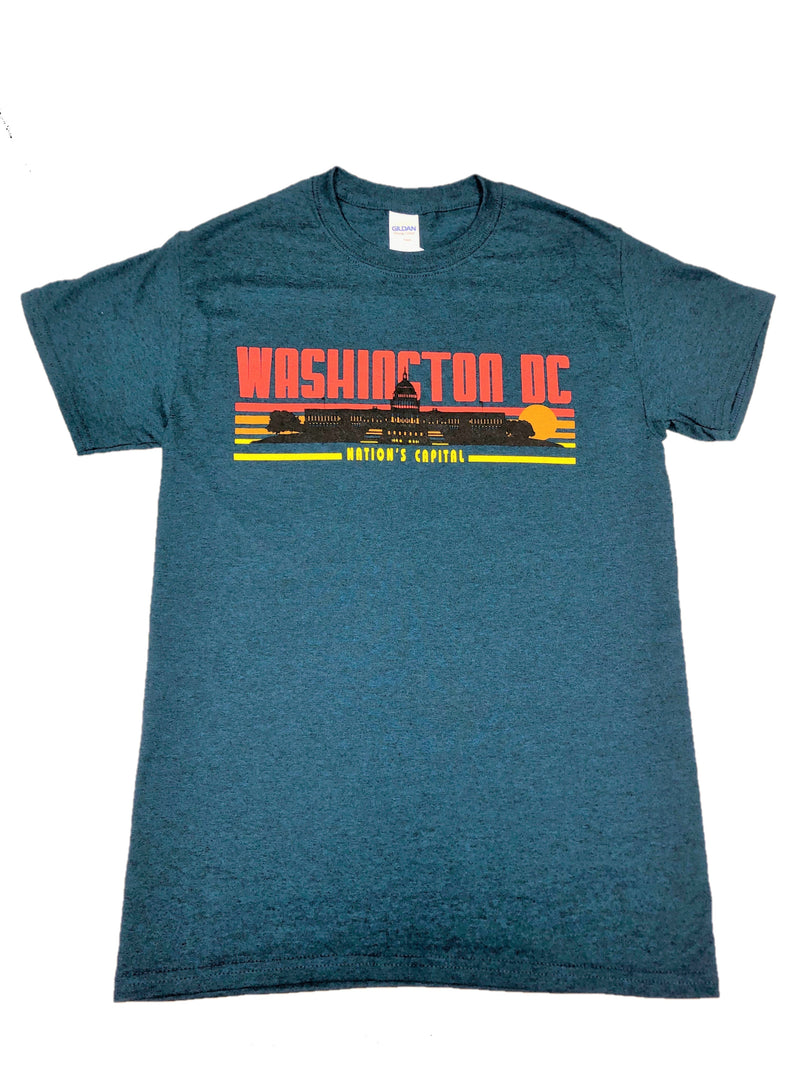 Washington DC Flash T-shirt