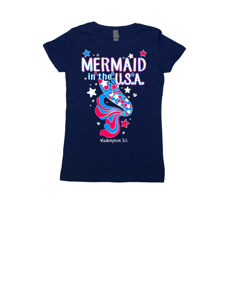 Children's Mermaid In The USA