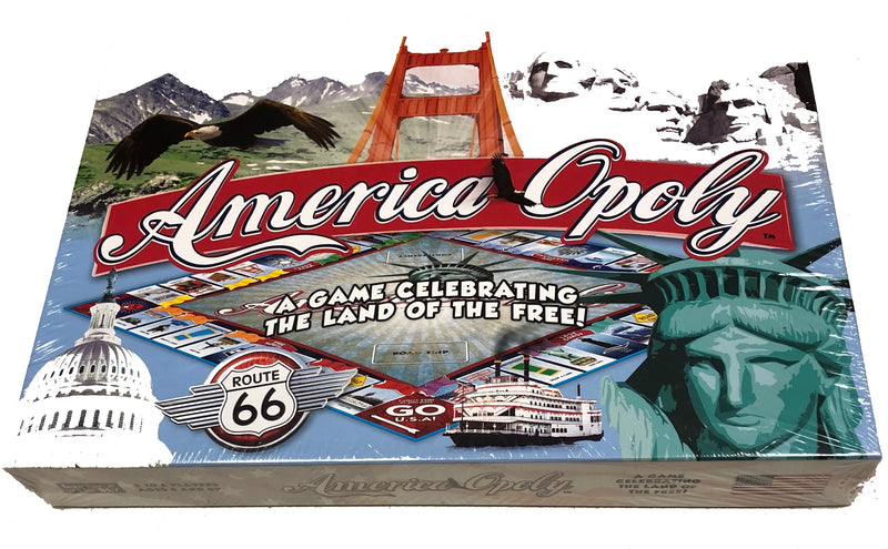 America Opoly Game