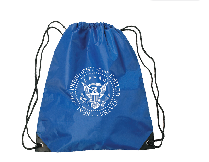 Presidential Seal Draw String Bag