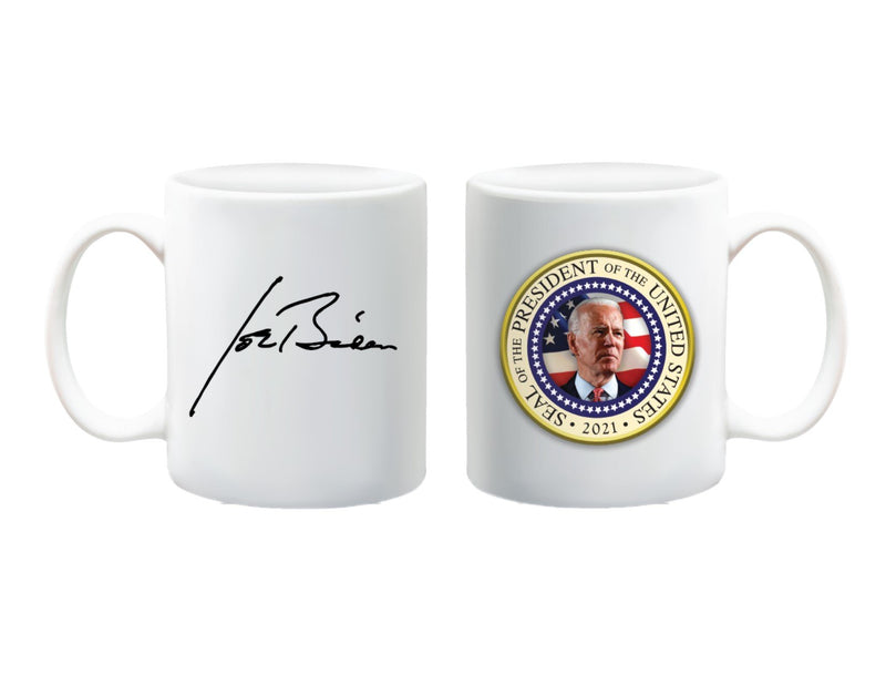 Inaugural Seal Biden Photo 11 oz. Mug 2021