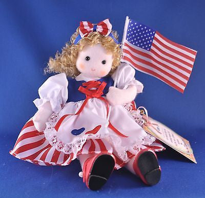 Fourth of July Doll