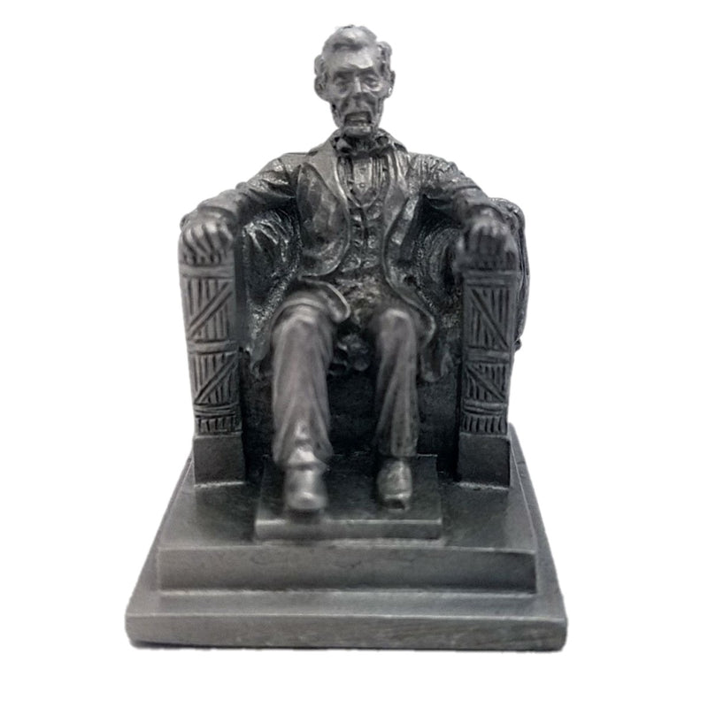 Lincoln/chair paperweight