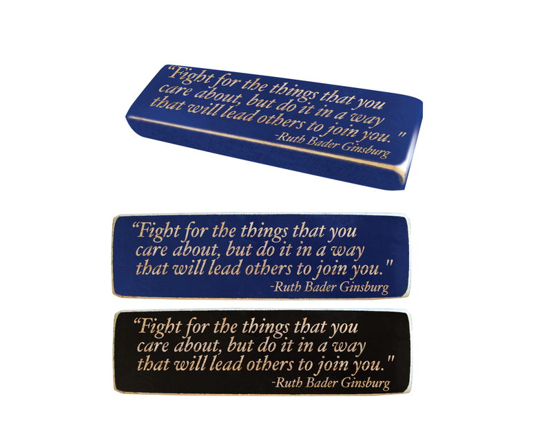 Ruth B. Ginsburg Quote Magnets