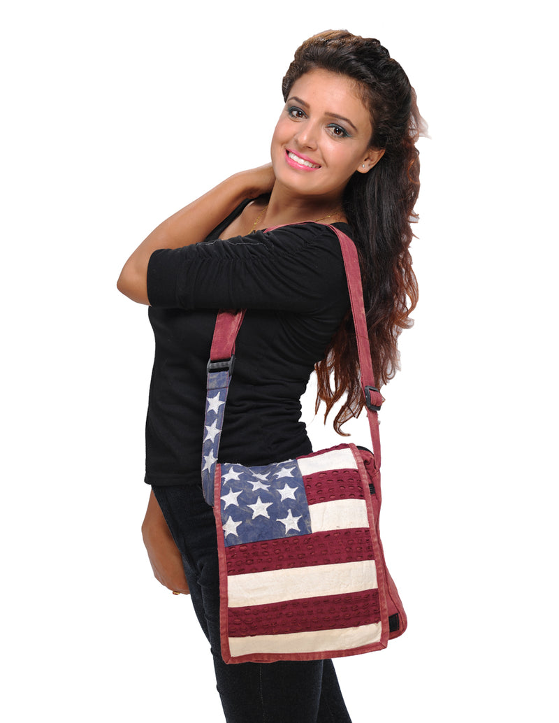 USA Passport Bag