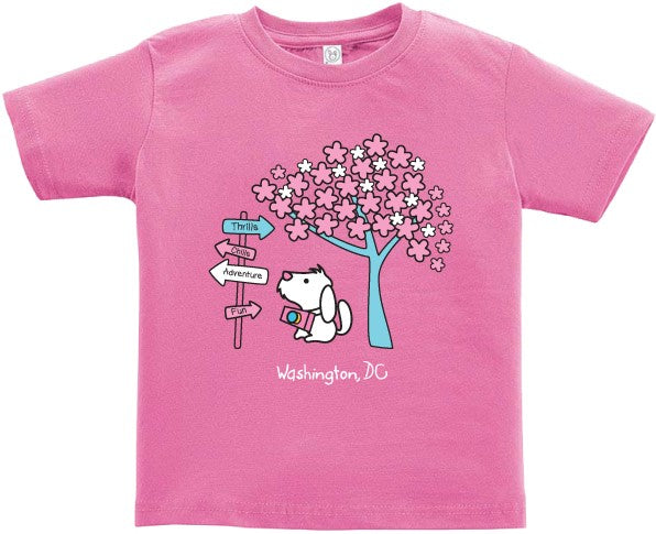 Cherry Blossom Infant Tee