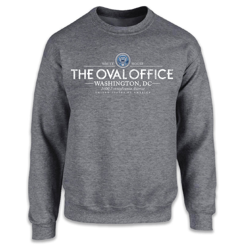 Oval Office Crewneck