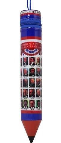 All Presidents Pencil Case