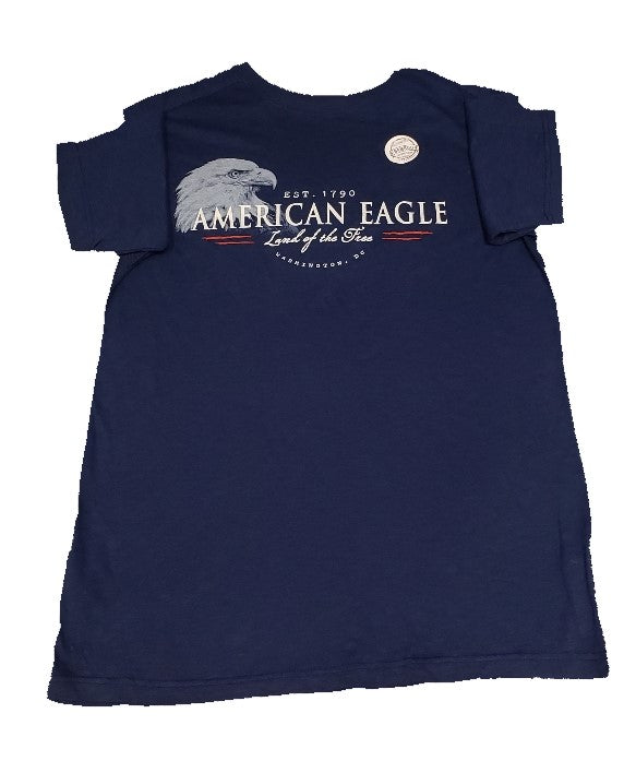 American Eagle Land of the Free T-shirt
