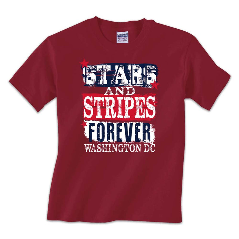 Children Stars And Stripes Forever T-Shirts