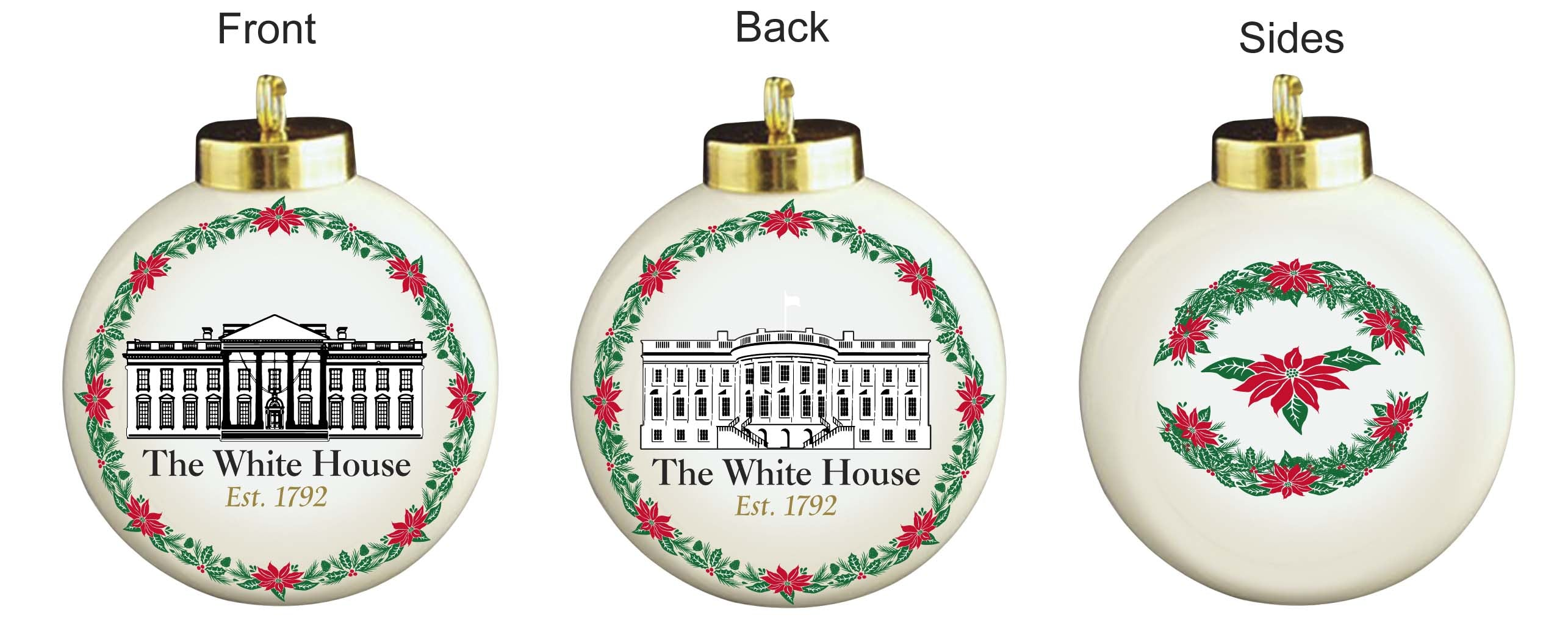 Souvenirs Page 3 - White House Gifts