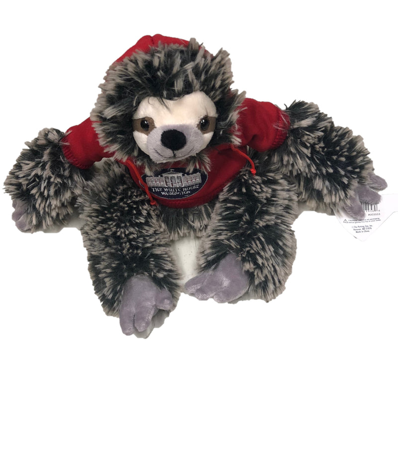 White House Sloth Plush
