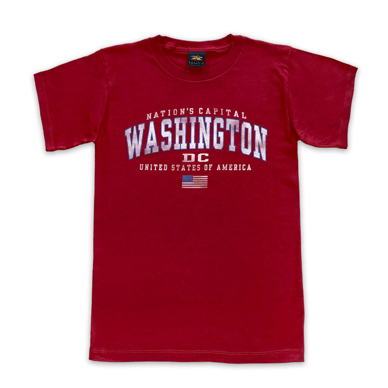 Washington DC MFA T-shirt