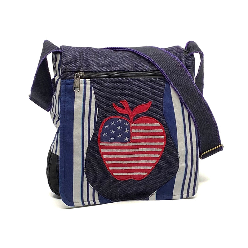 Messenger Flag Bag