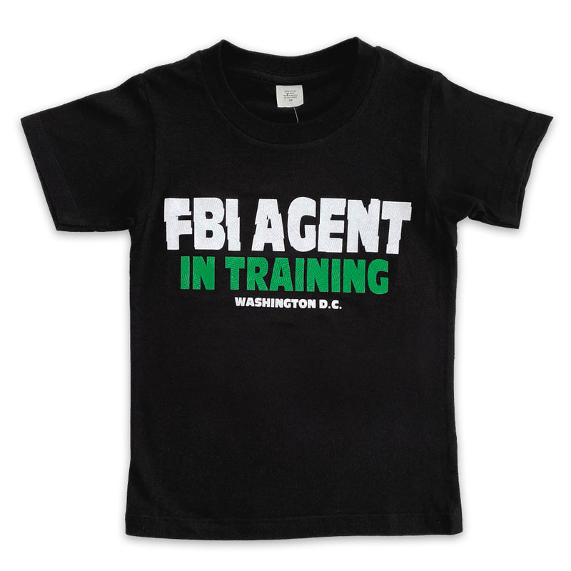 Children's FBI T-Shirt