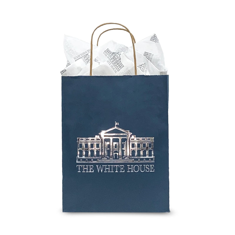 White House Gift Bag - Small