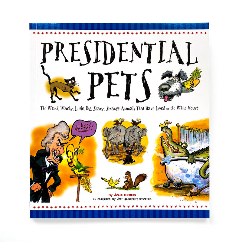 Presidential Pets Book