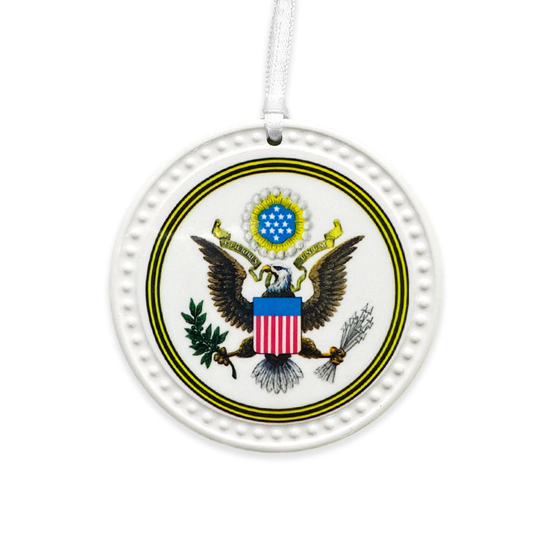 Great Seal Ivy Ornament