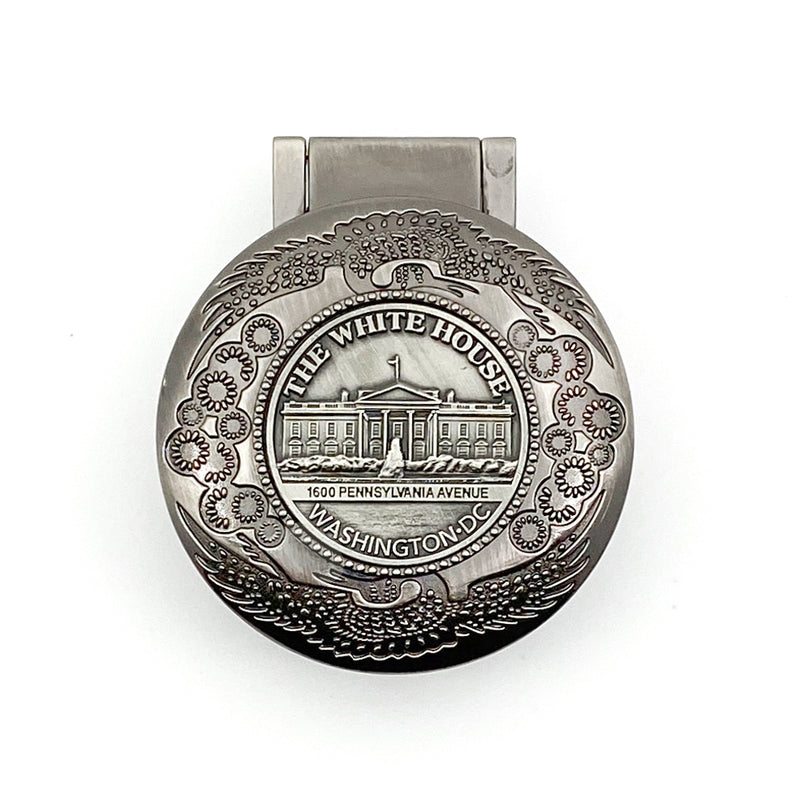 Pewter Pres Seal Pocket Watch