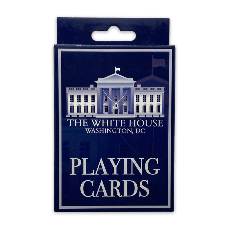 White House Playing Cards