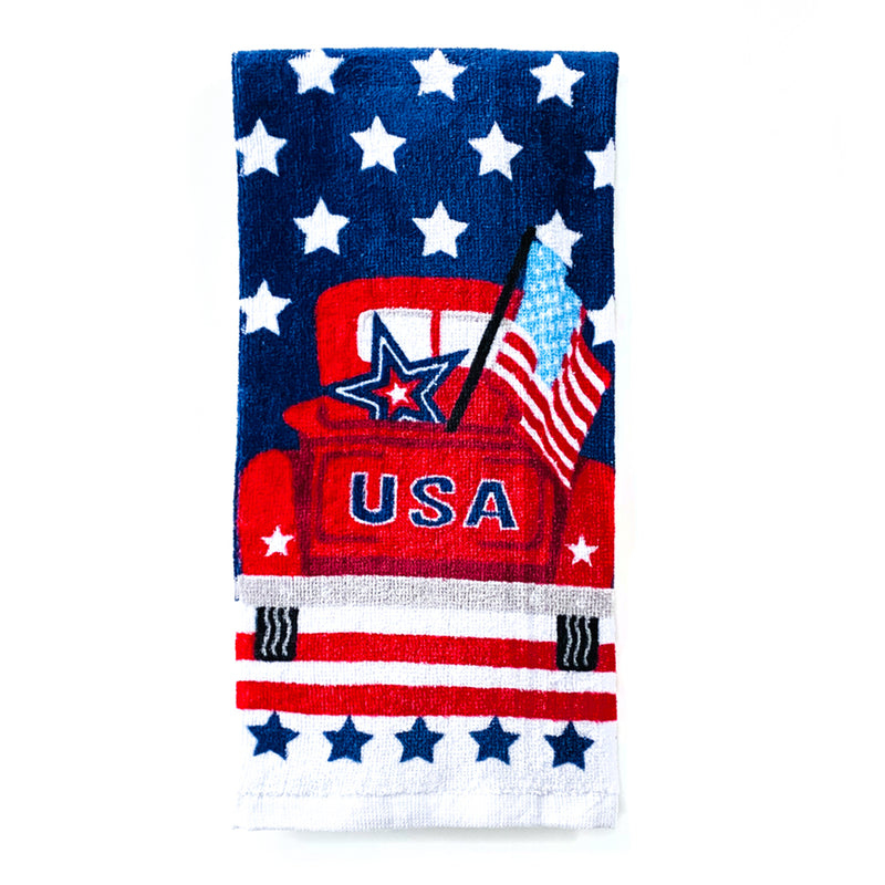 Truck USA Towel