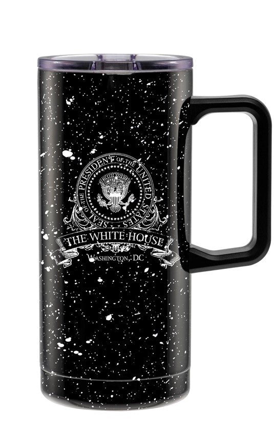 Presidential Seal Speckle Travel Mug