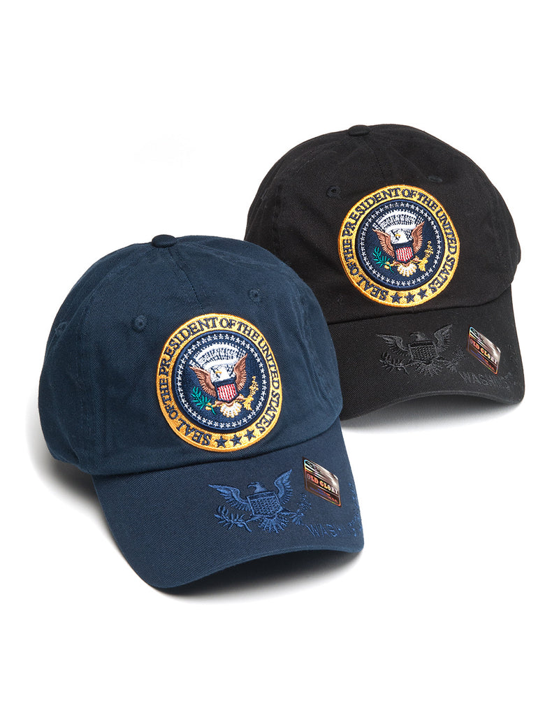 Seal of the President Cap