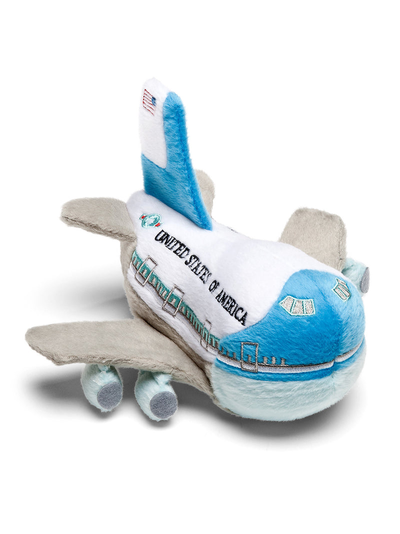Air Force One Plush Plane With Sound