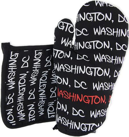Washington DC Oven Mitt