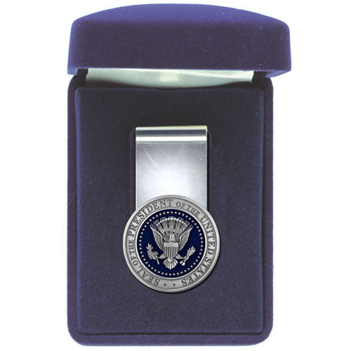Presidential Seal Money Clip