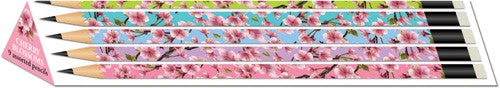 Cherry Blossom Pencil Set