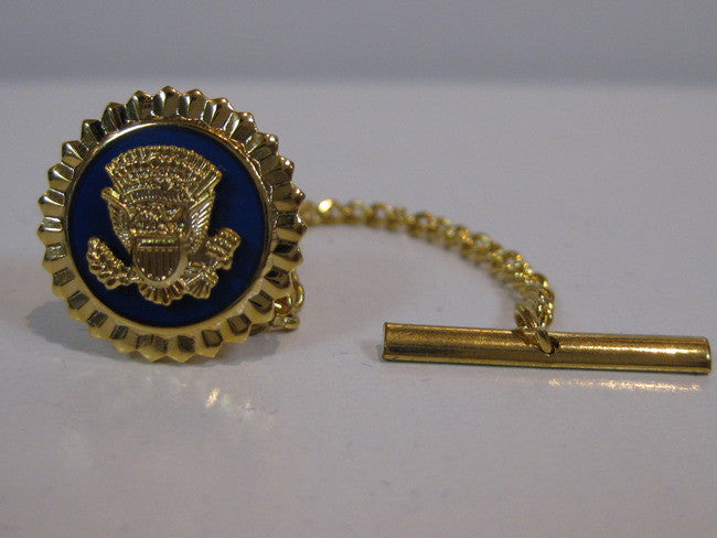 Presidential Seal Cobalt Blue Lapel Pin